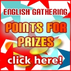 EnglishGathering Points for Prizes Promotion.